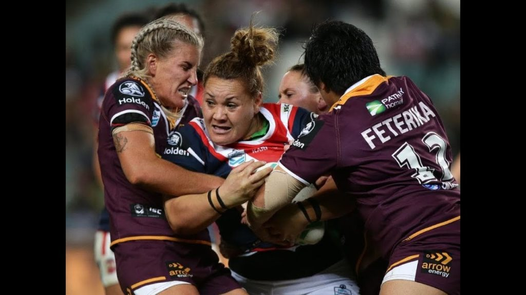 Womens NRL Grand Final 2018: Broncos vs Roosters Full Highlights 30/9/18