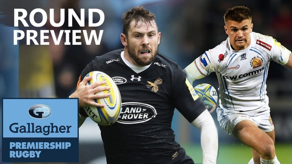 Round 2 Preview | Gallagher Premiership 2018/19