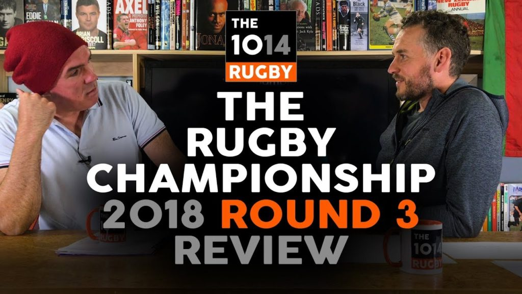 The Rugby Championship Round 3 Review | The 1014 Rugby