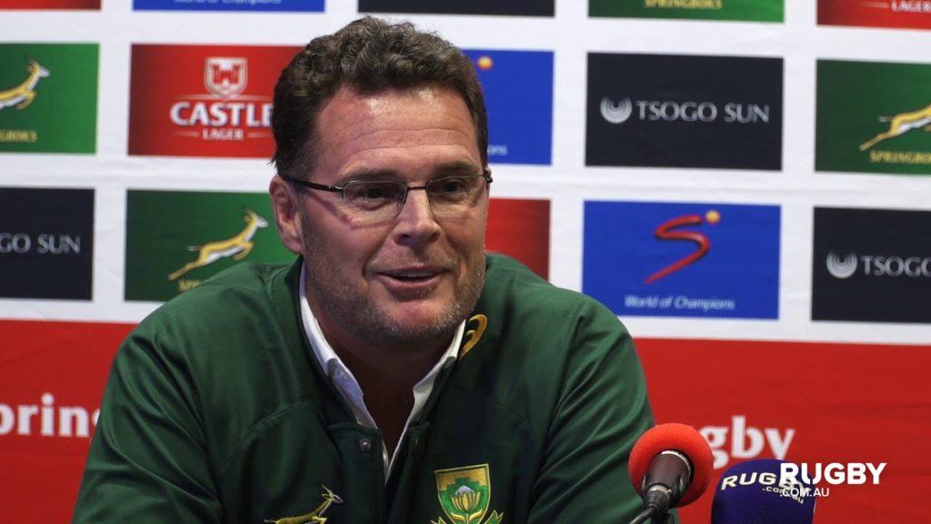 TRC: South Africa press conference, Port Elizabeth