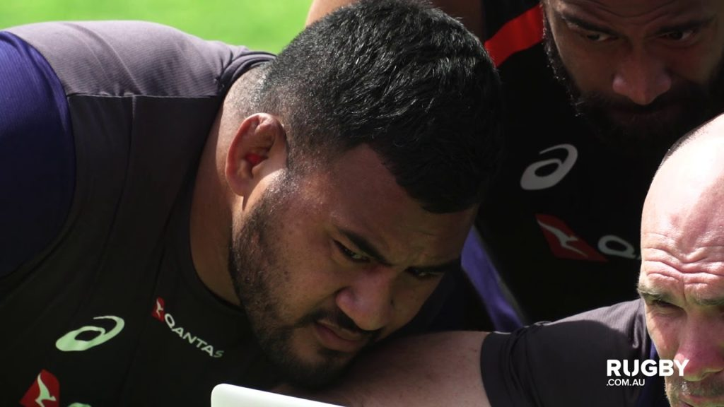 Tupou to start as Cheika makes four changes