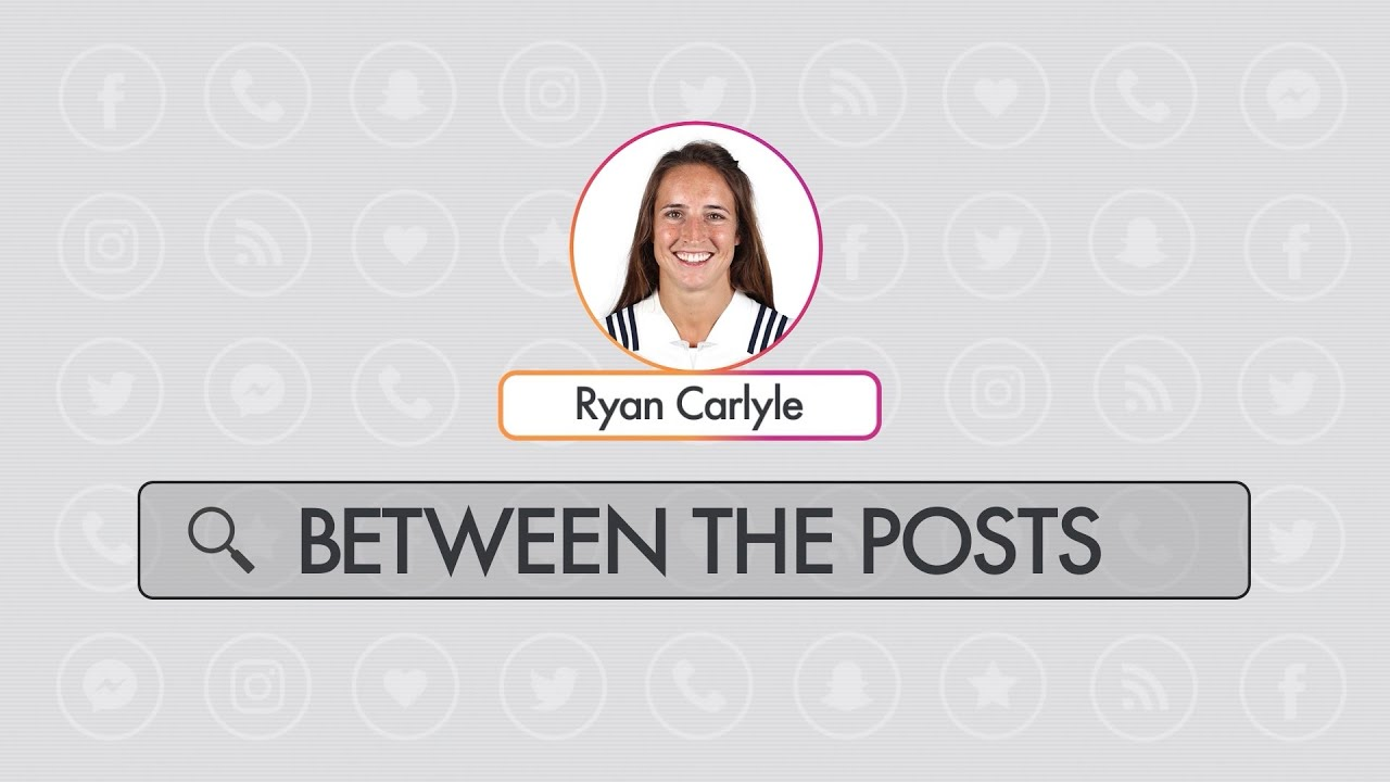 USA's Ryan Carlyle on chocolate, wakeboarding and juggling! | Between the Posts
