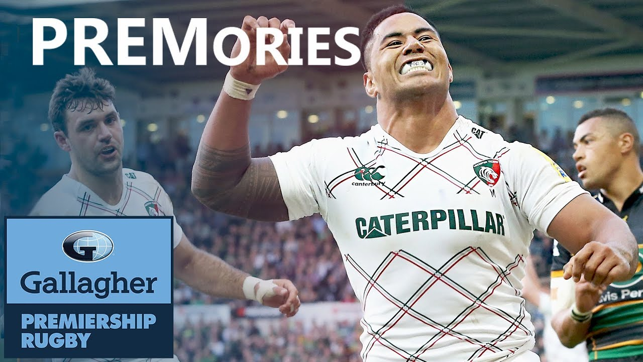 PREMories | Northampton Saints v Leicester Tigers - Semi Final 2014 | Gallagher Premiership