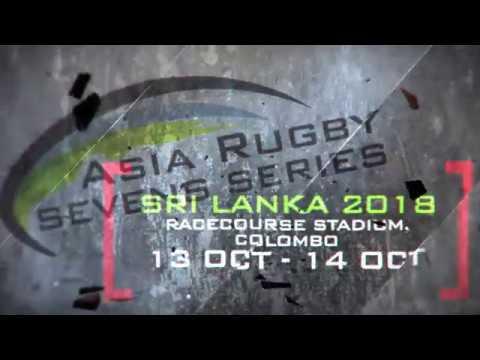 Asia Rugby Seven Series   Sri Lanka  #AR7s #ARW7s
