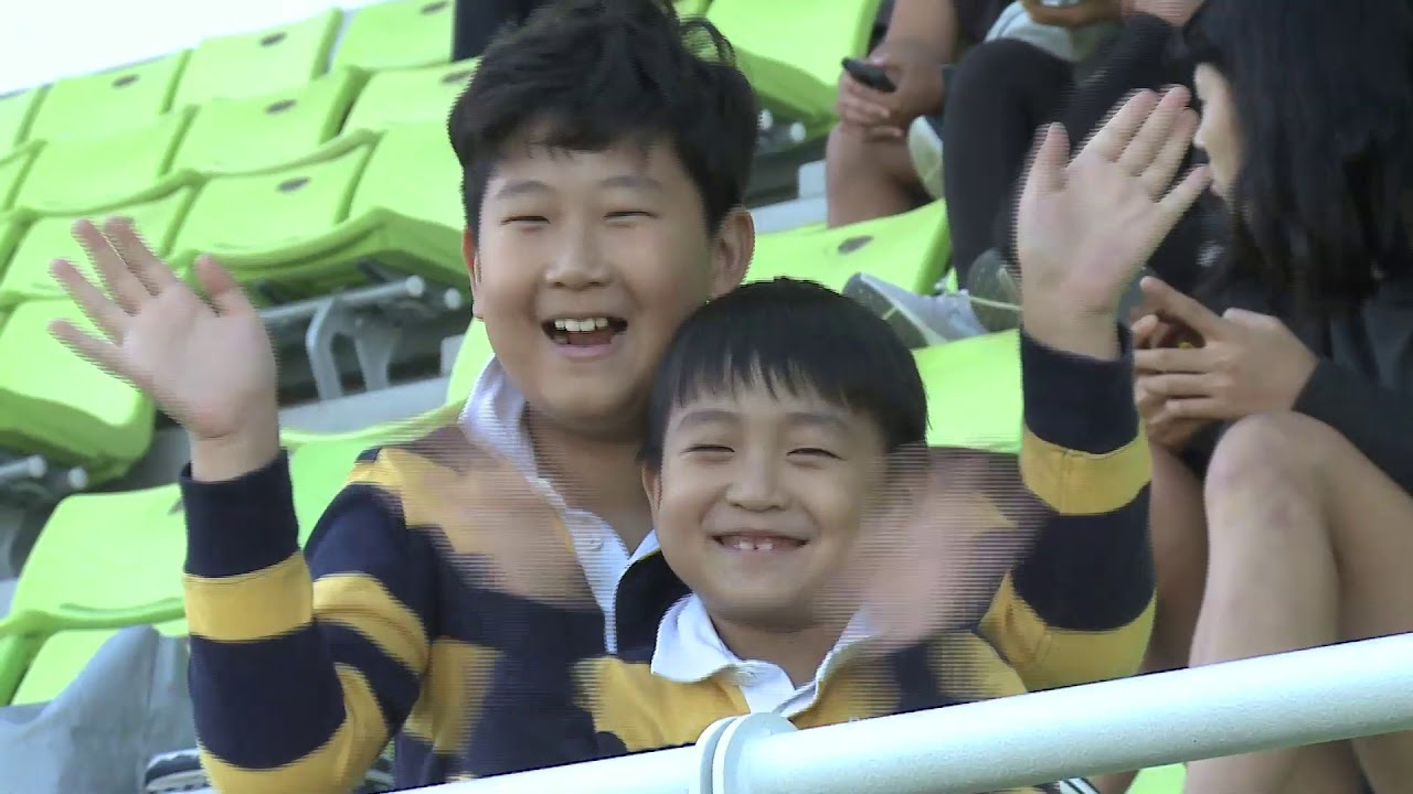 Asia Rugby Sevens Series Korea 2018 Highlight Show   #AR7s #ARW7s