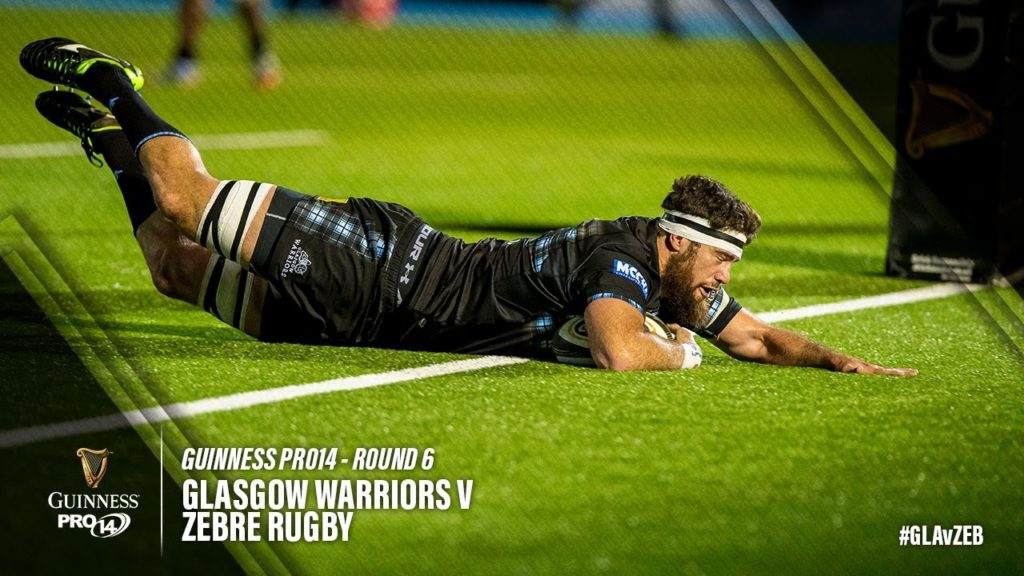 Guinness PRO14 Round 6 Highlights: Glasgow Warriors v Zebre Rugby