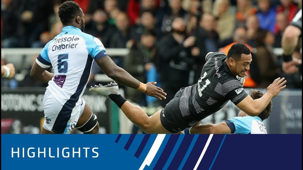 Newcastle Falcons v Montpellier (P5) – Highlights 21.10.2018