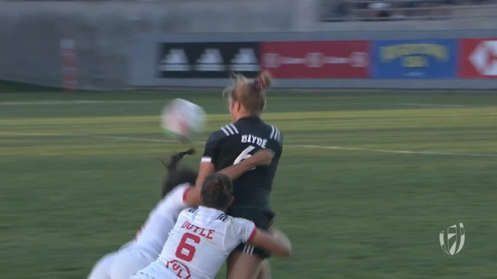 RE:LIVE: New Zealand score superb try to win