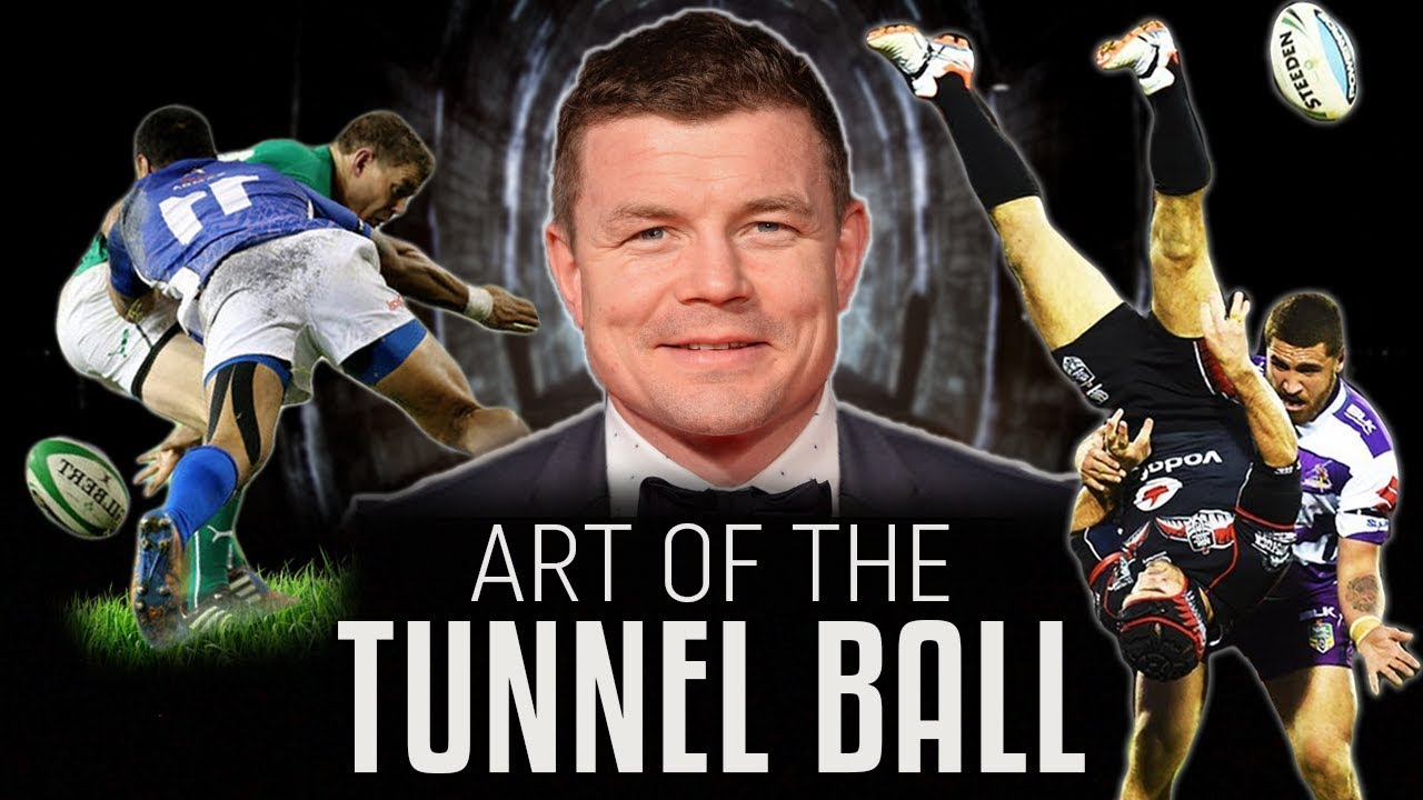 The Art Of The 'Tunnel Ball'