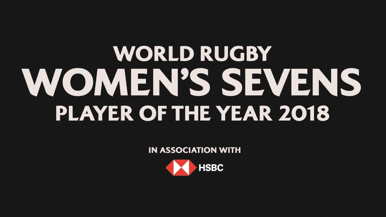 World Rugby Women's Sevens Player of the Year 2018 nominees