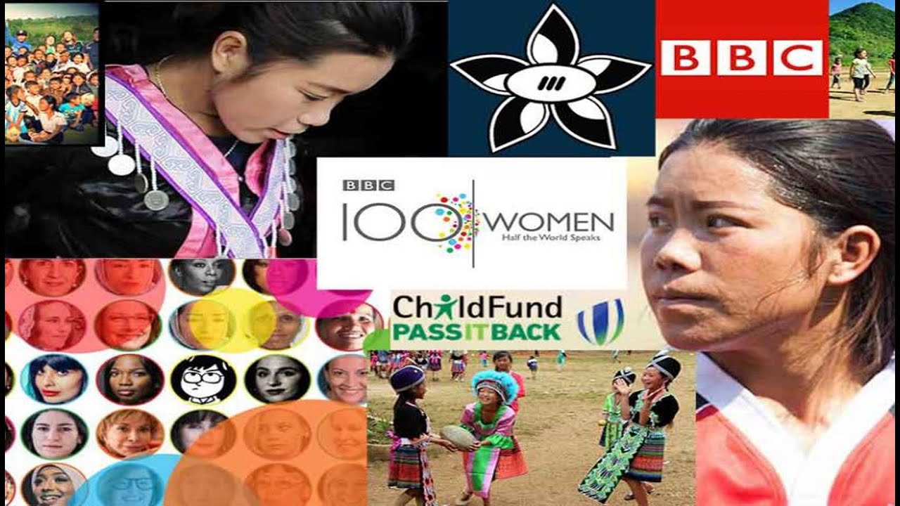 Lao Khang's story : BBC's 100 Women of 2018,