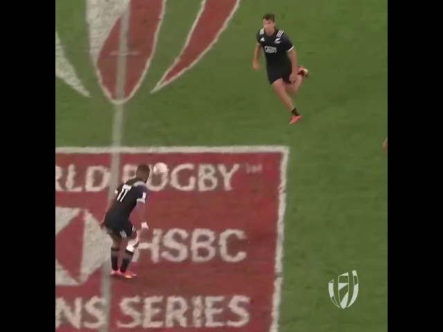 All Blacks Sevens snatch dramatic win in Cape Town