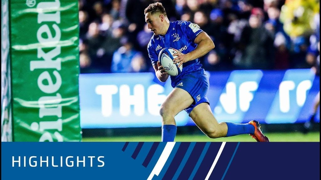 Bath Rugby v Leinster Rugby (P1) – Highlights 08.12.2018