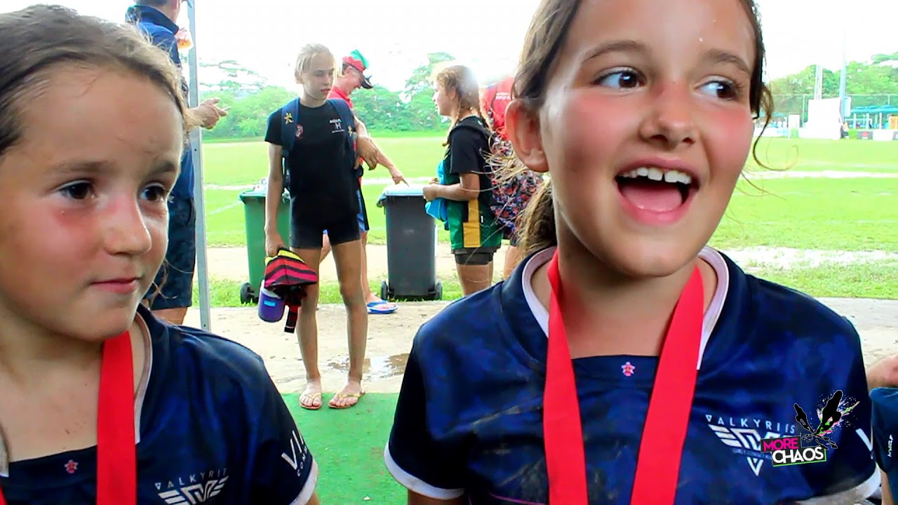 #ICYMI  Great Video from the Singapore Life Girls Rugby TRC Cup!