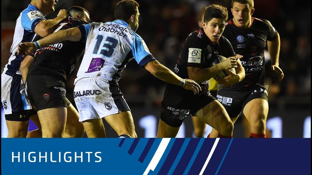 RC Toulon v Montpellier (P5) – Highlights 08.12.2018