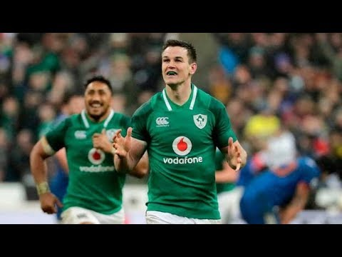 Rugby's GREATEST XV of 2018