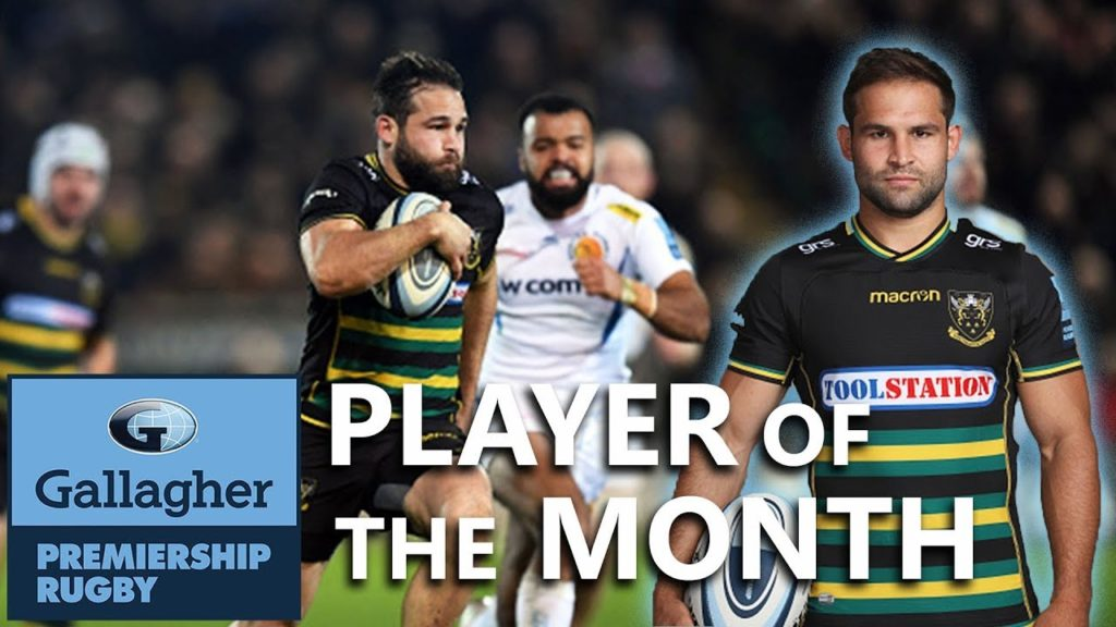 Cobus Reinach | Player Of The Month – December | Gallagher Premiership