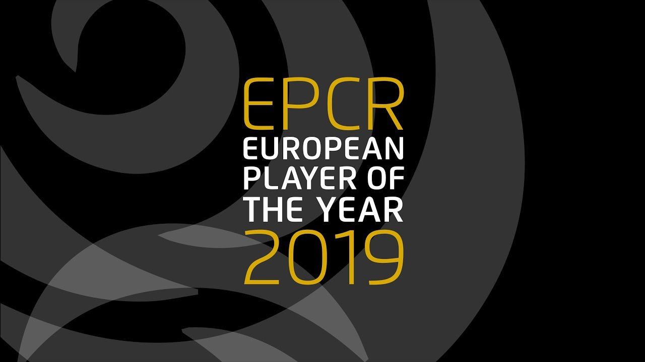 EPCR European Player of the Year 2018 - Final 15