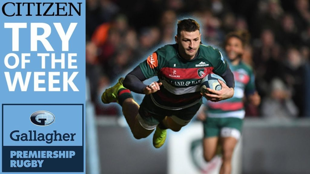 May Haunts His Former Club | Citizen Try Of The Week – Round 12 WINNER
