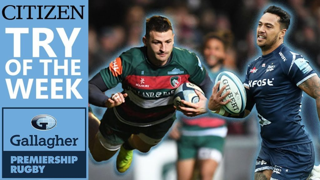 Vote Now! | Citizen Try Of The Week – Round 12 | Gallagher Premiership 2018/19