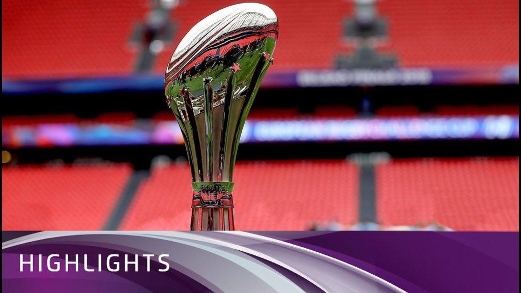 Stade Francais Paris v Pau (P2) – Highlights 11.01.19