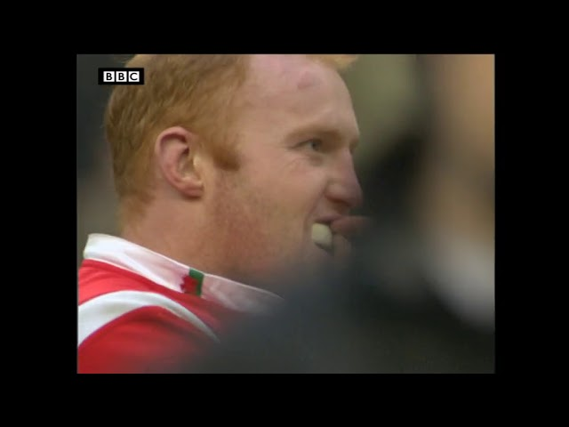 Wales: Five minutes of magic in Paris | 2005 | Guinness Six Nations