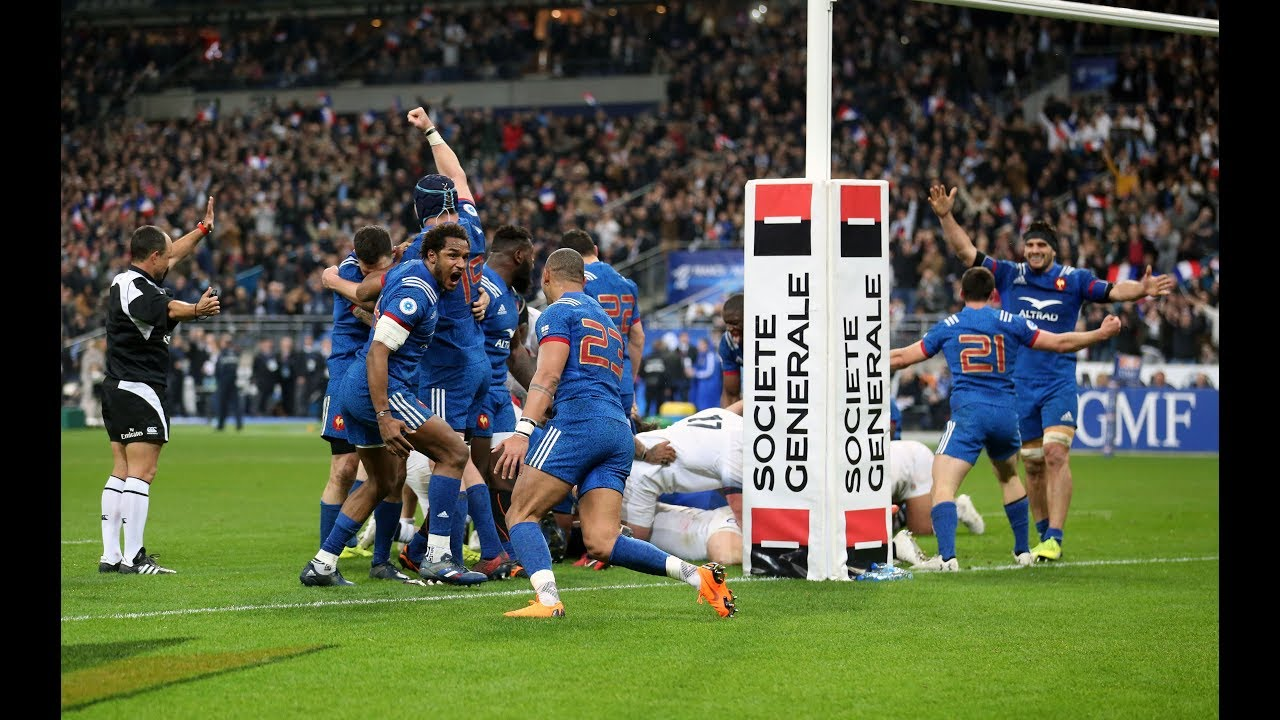 France set for 2019 Le Crunch after emphatic 2018 win! | Guinness Six Nations