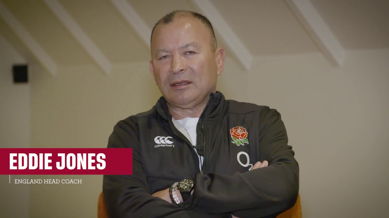 Eddie Jones on selection for France
