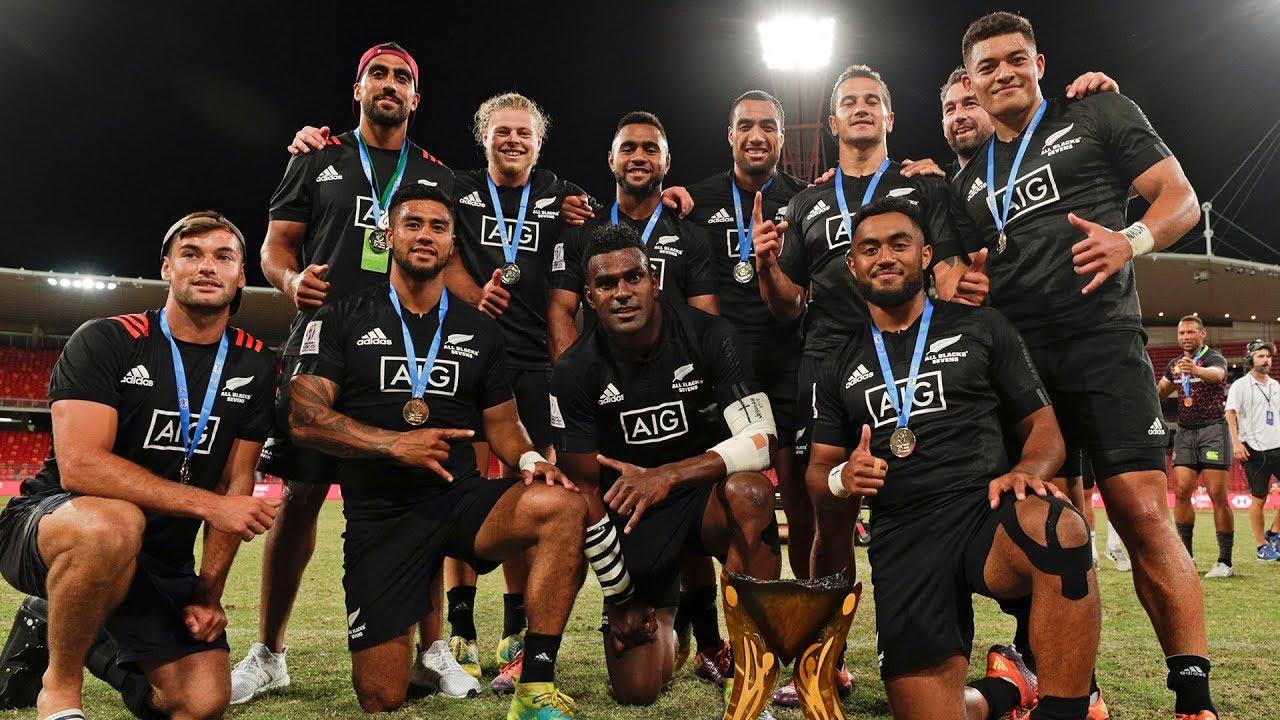 REACTION: All Blacks Sevens take out Sydney title