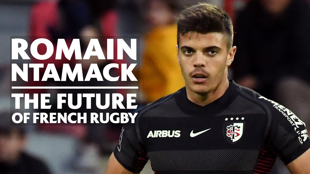 Romain Ntamack | The future of Les Bleus