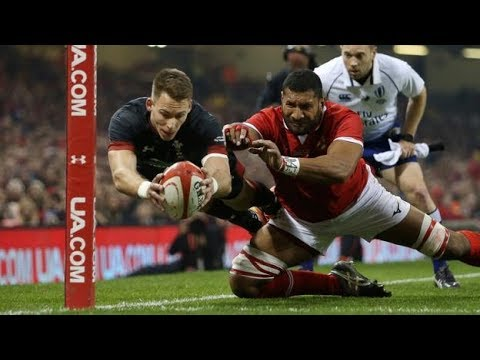 Rugby's BEST Try Saving Tackles #2