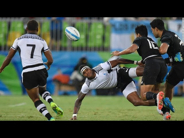 The Flying Fijians - The Offload KINGS