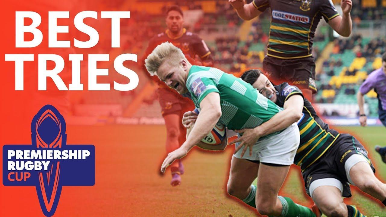 Best Premiership Rugby Cup Tries! | Premiership Rugby Cup 2018/19
