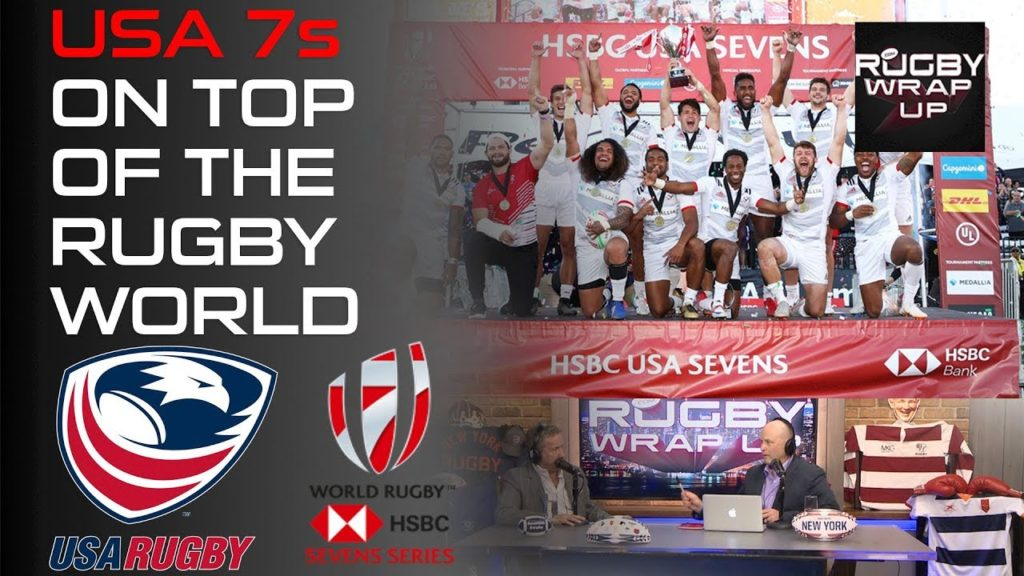 MORE FROM #Vegas7: Madison Hughes, Ben Pinkleman, Paul Santinelli | RUGBY WRAP UP