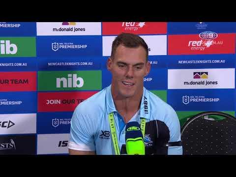 NRL Press Conference: John Morris - Round 1