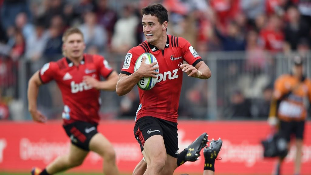 Super Rugby 2019 Round Four: Crusaders vs Chiefs
