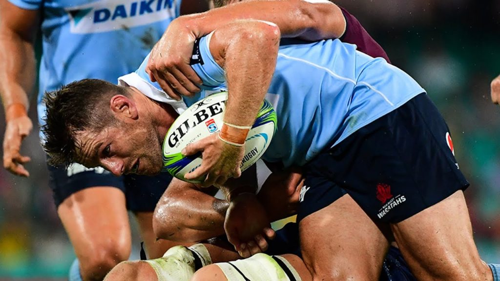 Super Rugby Round Four: Waratahs vs Reds