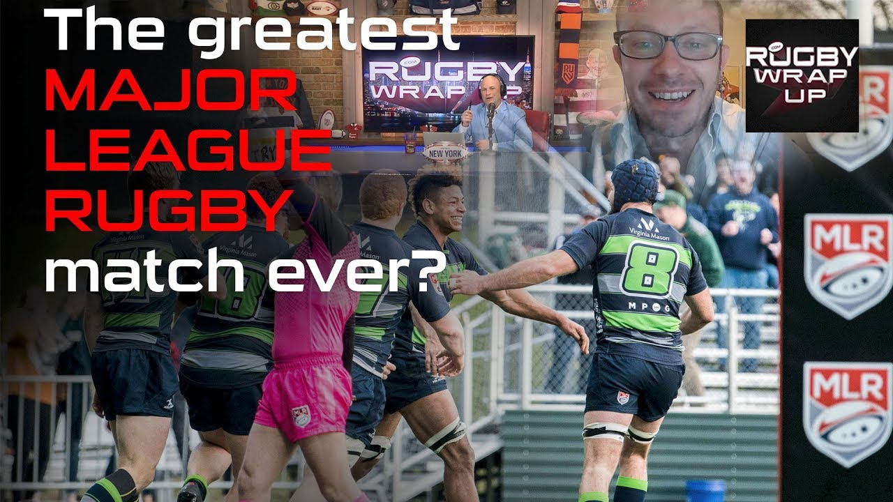 Major League Rugby Analysis, Highlights, Predictions. Bryan Ray, Matt McCarthy  RUGBY WRAP UP