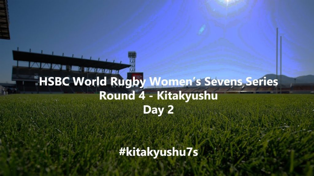 HSBC Women's World Rugby Sevens Series 2019 – Kitakyushu Day 2 (Spanish Commentary)