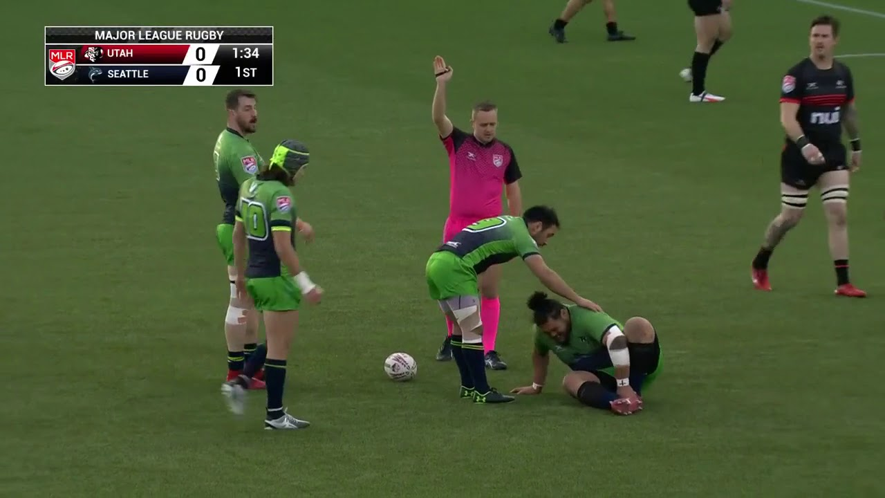 FULL MATCH: Utah v Seattle