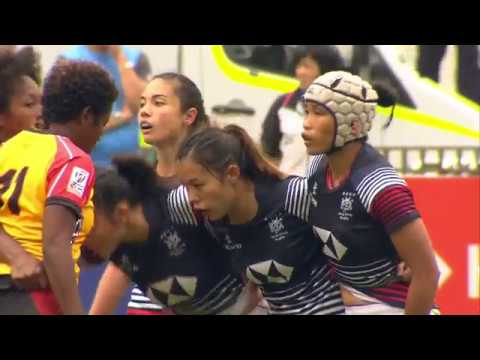 Hong Kong  V Papua New Guinea  - Hong Kong Sevens