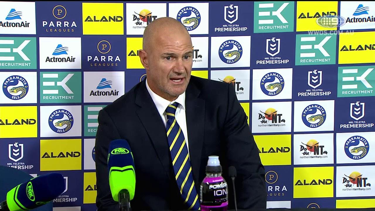 NRL Press Conference: Brad Arthur - Round 4 | NRL on Nine