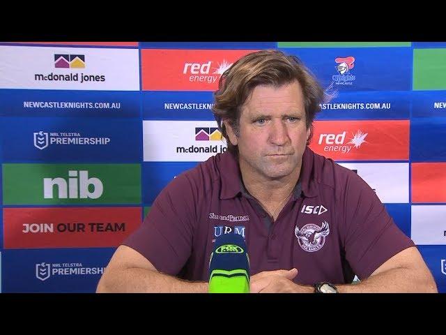 NRL Press Conference: Des Hasler- Round 5 | NRL on Nine