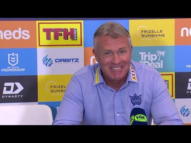 NRL Press Conference: Garth Brennan – Round 6 | NRL on Nine