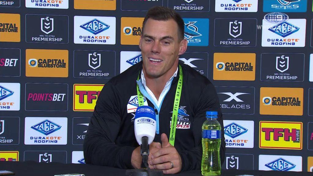 NRL Press Conference: John Morris – Round 6 | NRL on Nine