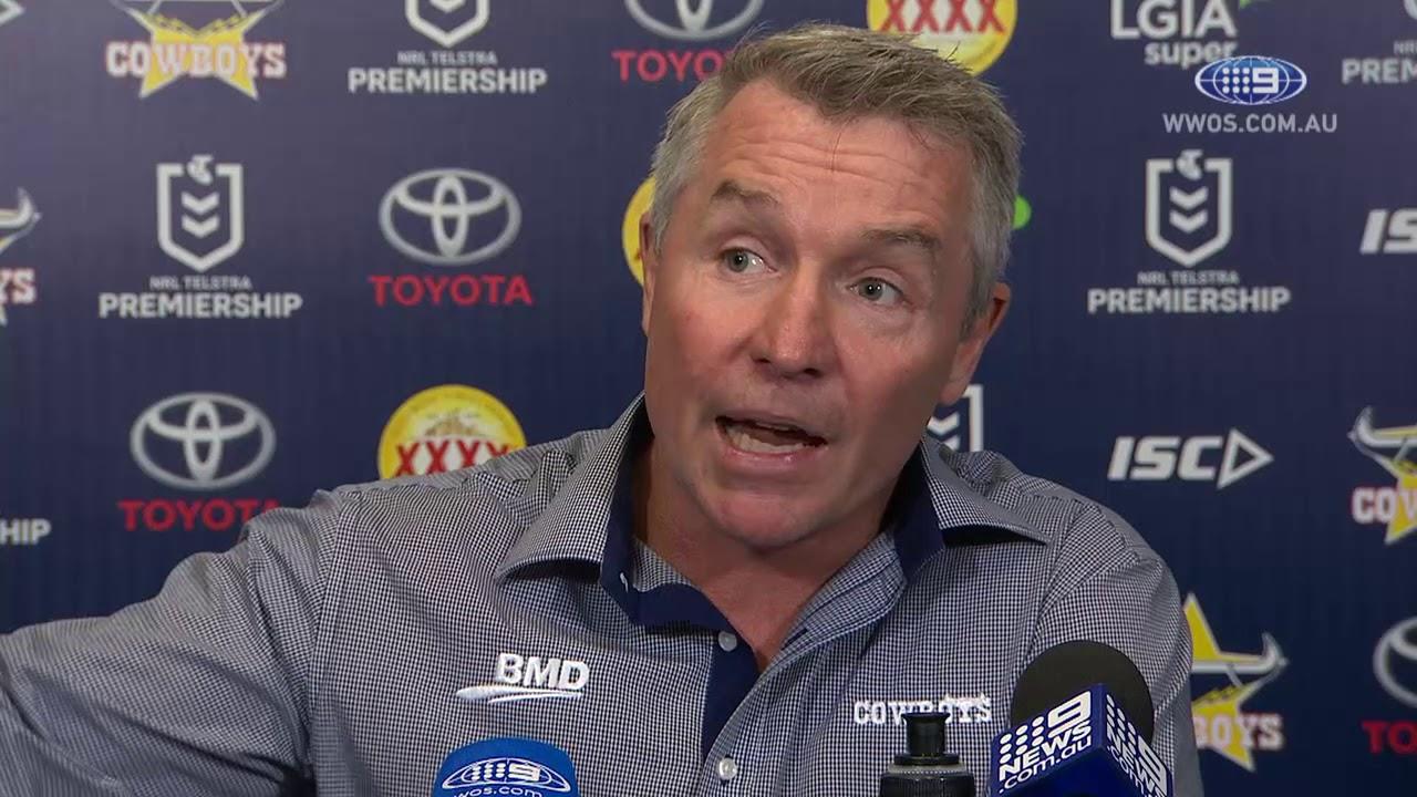 NRL Press Conference: Paul Green - Round 5   NRL on Nine