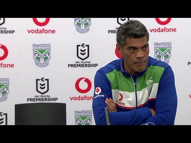 NRL Press Conference: Stephen Kearney – Round 6 | NRL on Nine