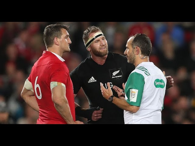 Rugby's Most Controversial Refereeing Decisions! #5