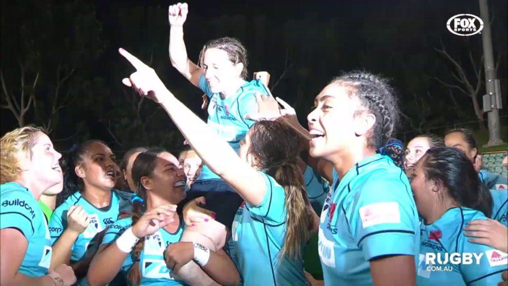 Super W 2019 Grand Final: Waratahs vs Queensland
