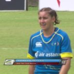 Kazakhstan v Singapore – Asia Rugby Women's Sevens Series Sri lanka – 13 October 2018